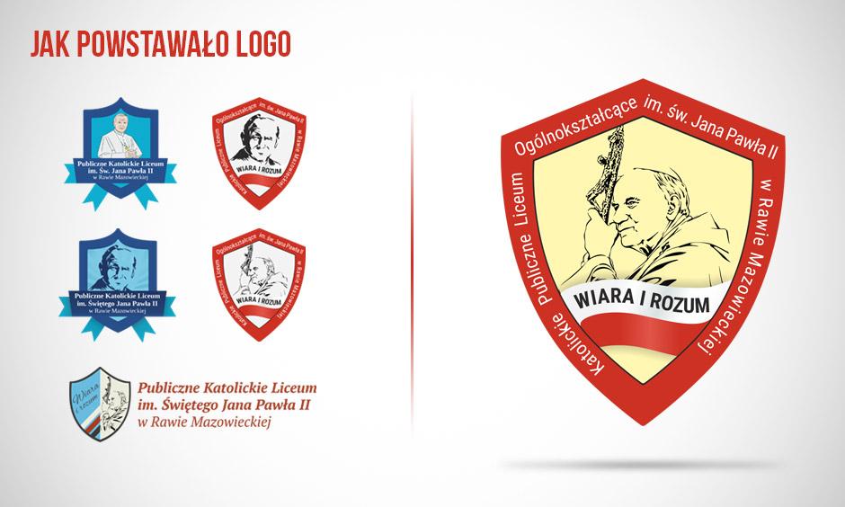 Jak powstawało logo