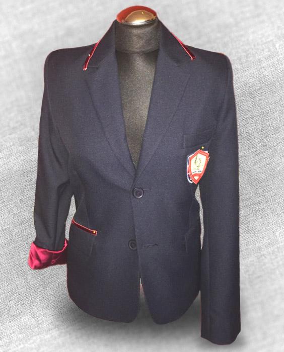 Wizualizacja mundurka szkolnego