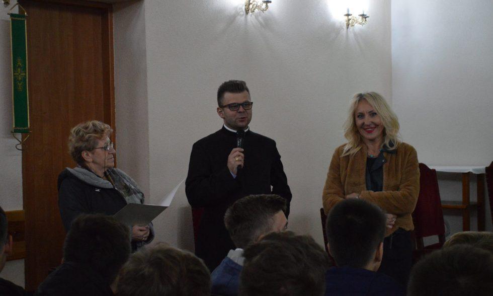 Spotkanie zMirą Jankowską- Wspomnienia zNepalu